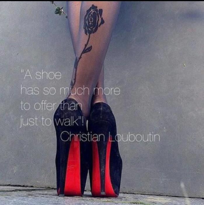 Reason 101 Why I Love Shoes